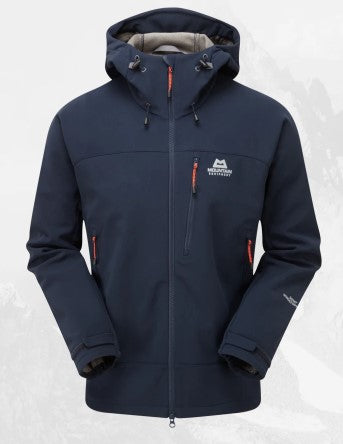 Men's Mountain Equipment Vulcan Jacket - Navy