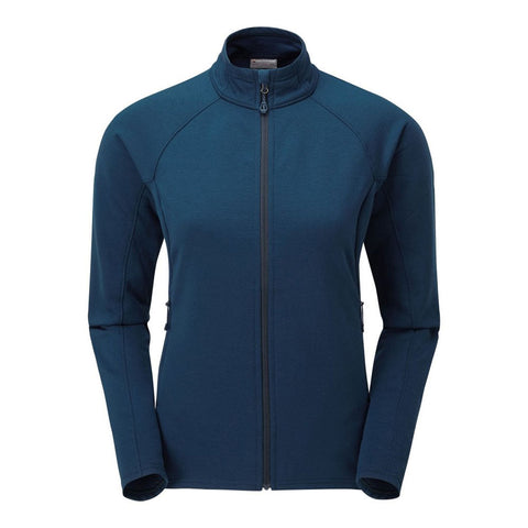 Montane FLEECE Jacket Women's Bellatrix Narwhal Blue