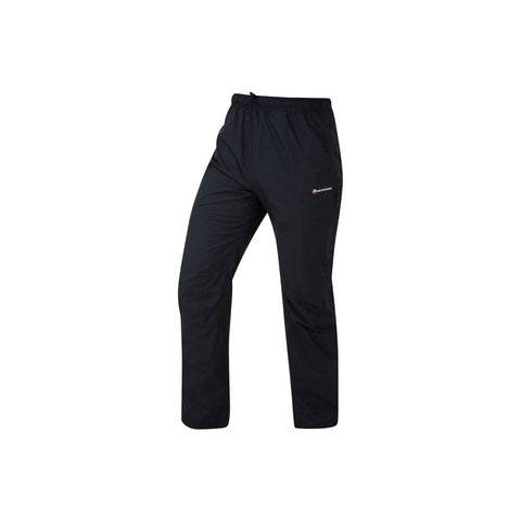 Men's Montane Pac Plus Waterproof Pants - Black