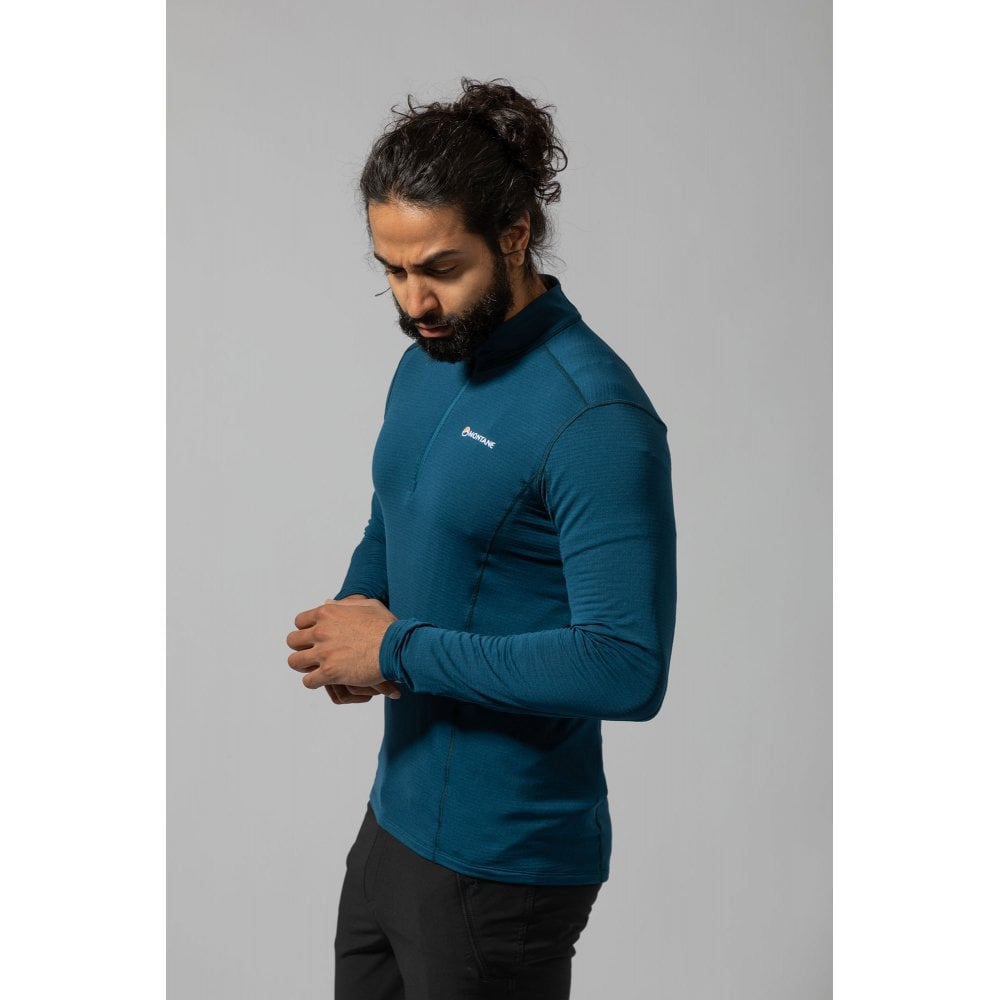 Men's Montane Allez Micro Pull-on - Navy