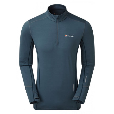 Men's Montane Dragon HZ Pull-on - Blue