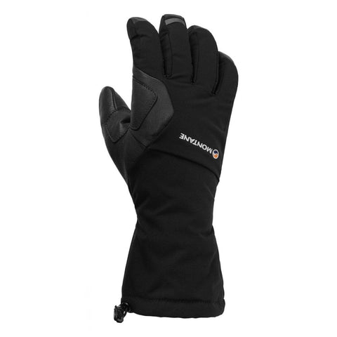 Unisex Montane Supercell Waterproof Glove - Black