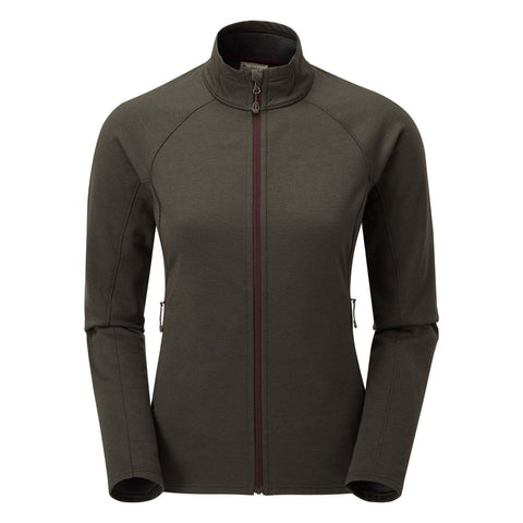 Women's Montane Bellatrix Fleece Jacket - Grey