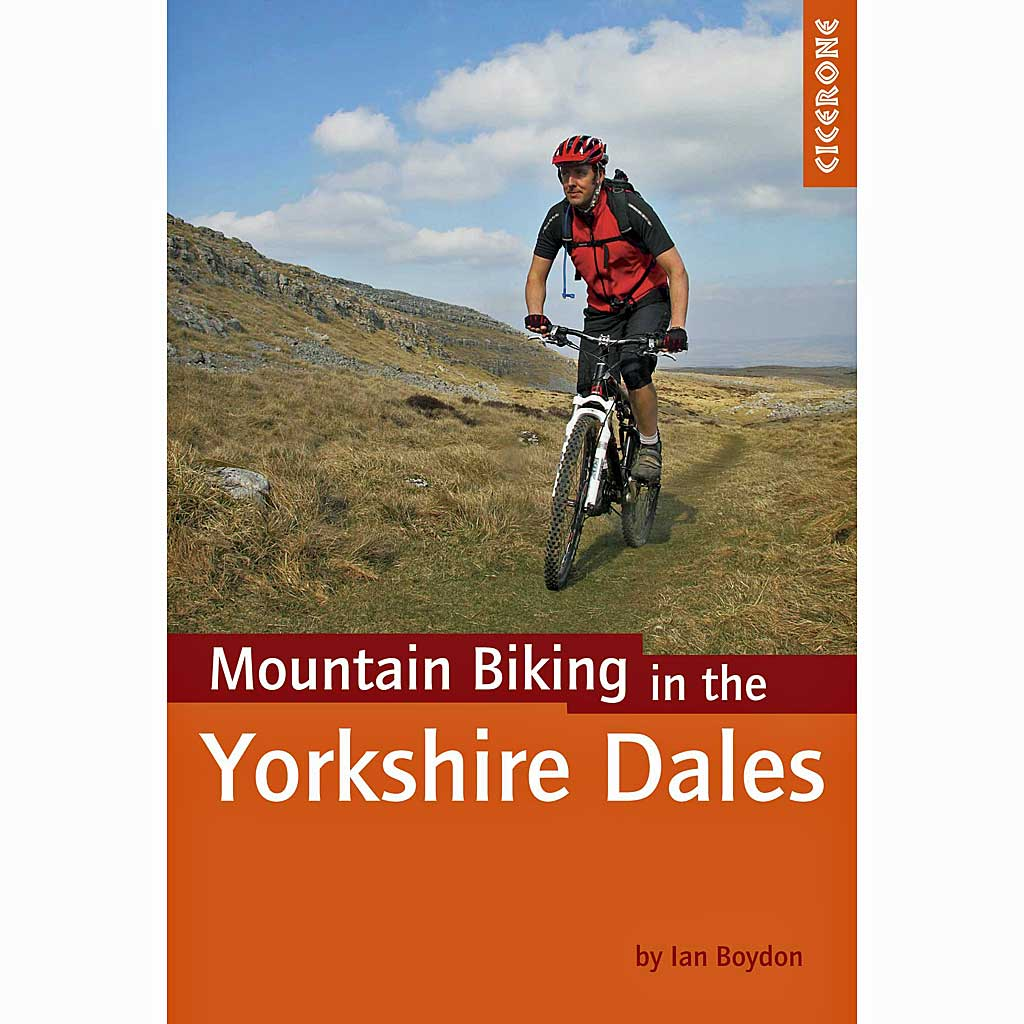 Cicerone Guide Book: Mountain Biking in the Yorkshire Dales