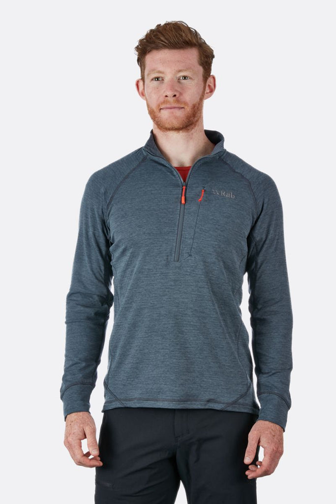 Rab Men's Nexus Pull On- Steel