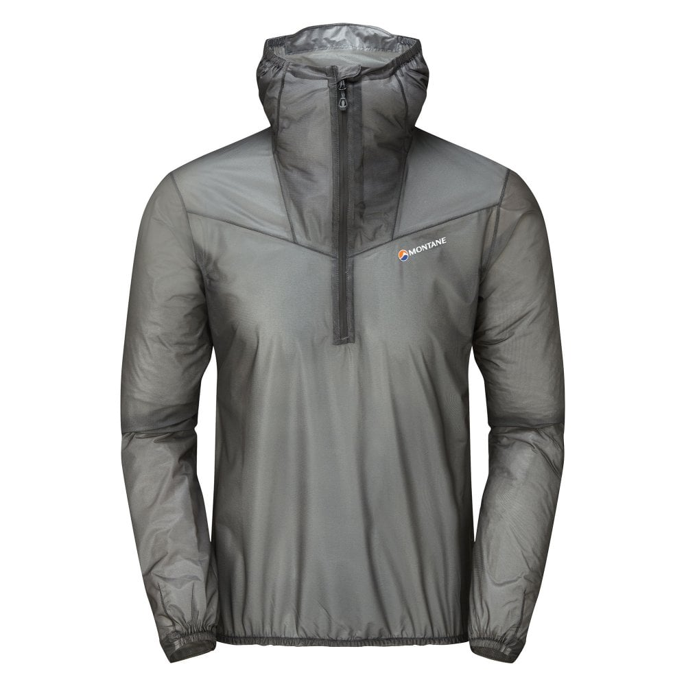 Montane Unisex Podium Pull-on- Charcoal