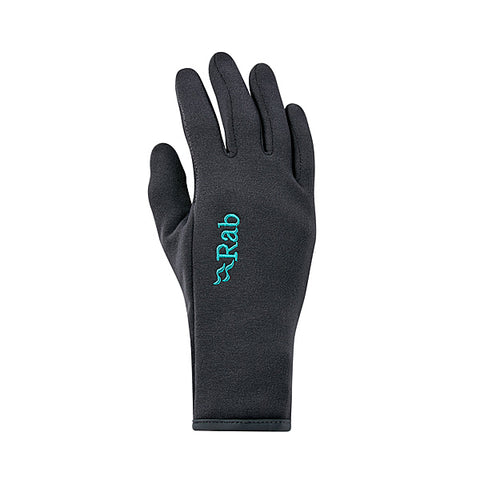 Rab Gloves Women's Powerstretch Contact Beluga