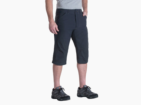 Kuhl Men's Krux Length Renegade 16 3/4- Koal