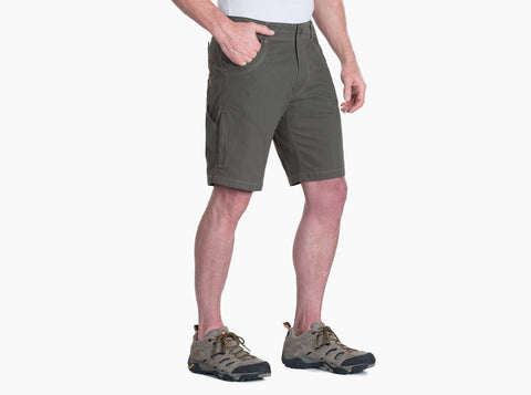 "Kuhl Men's Ramblr Short 10"" Inseam- Gun Metal"