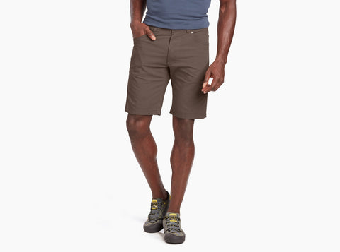 "Kuhl Men's Radikl Short 10.5"" Inseam- Walnut"