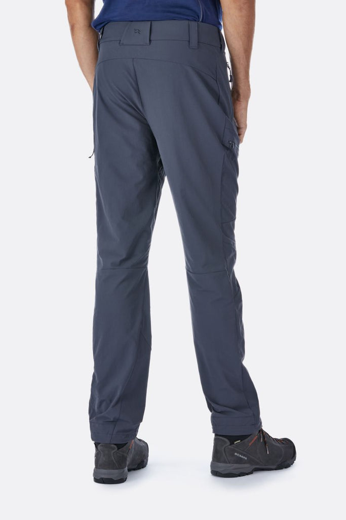 Men's Rab Sawtooth Pant Long - Grey