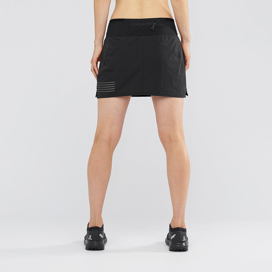 Salomon Women's Sense Skort- Black