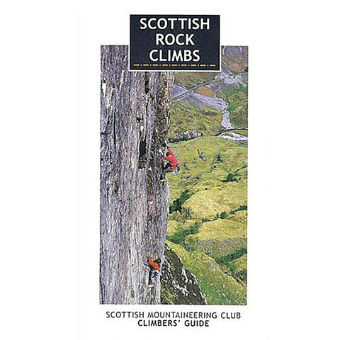 SMC Climbing Guide Book: Scottish Rock Climbs