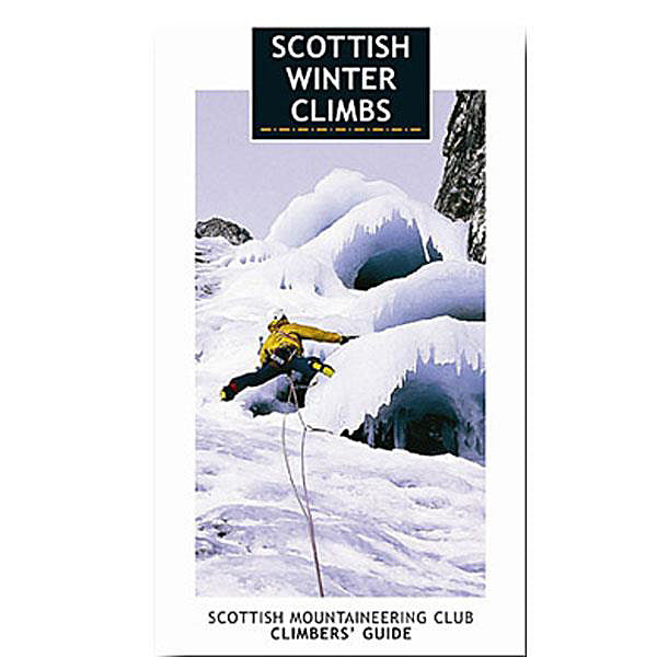 SMC Climbing Guide Book: Scottish Winter Climbs