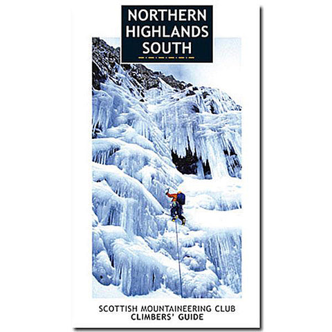 SMC Climbing Guide Book: Northern Highlands - South