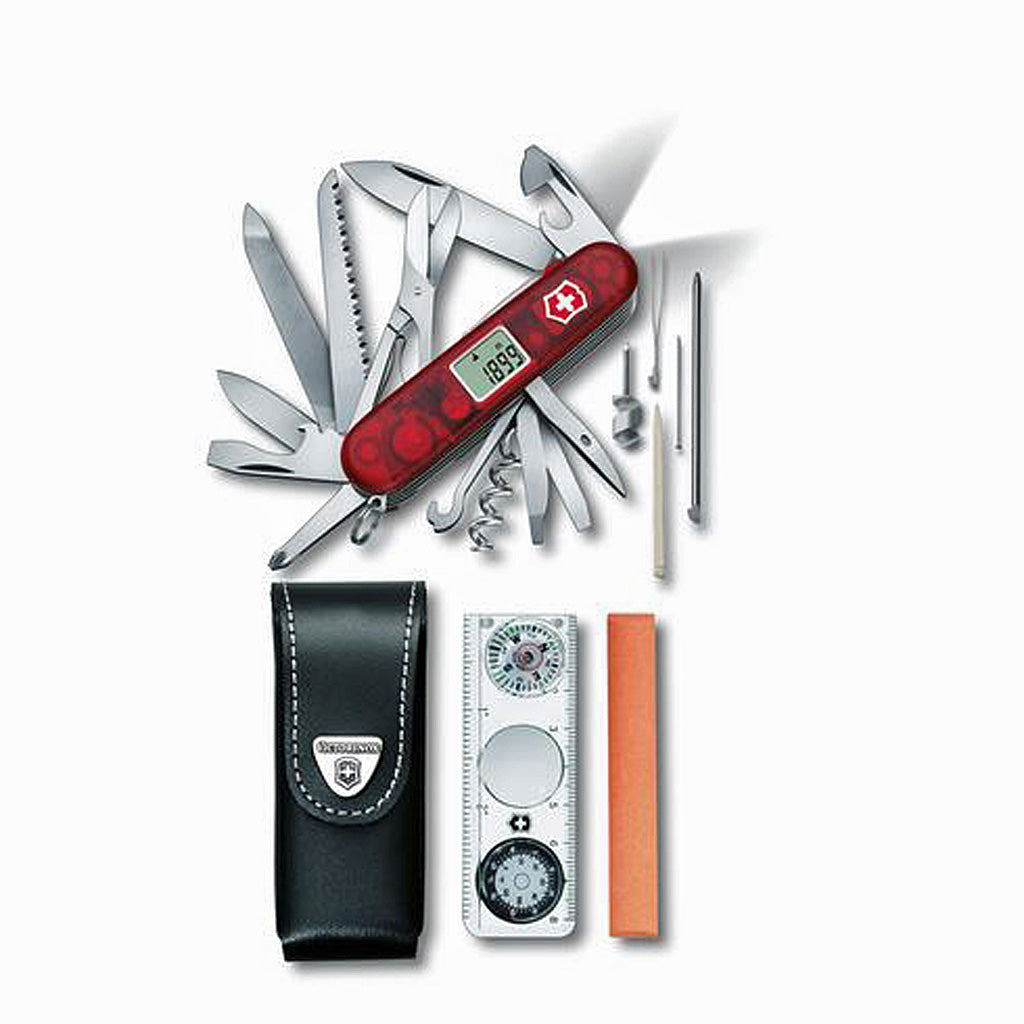 Victorinox Swiss Knife Spare / Accessory Tweezers Large (sloping)