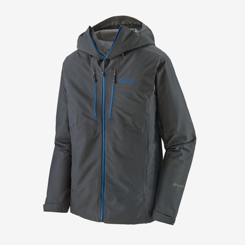 Men's Patagonia Triolet Waterproof Jacket - Blue