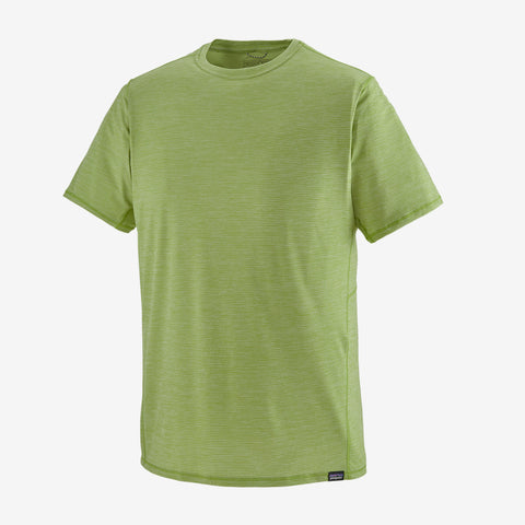 Patagonia Men's Capilene Cool Lightweight Shirt- Supply Green
