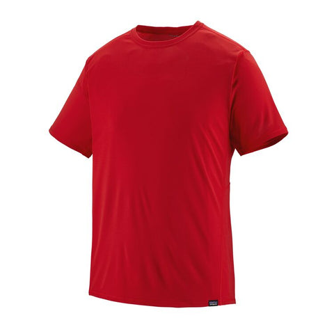 Patagonia Men's Capilene Cool Lightweight Shirt- Fire
