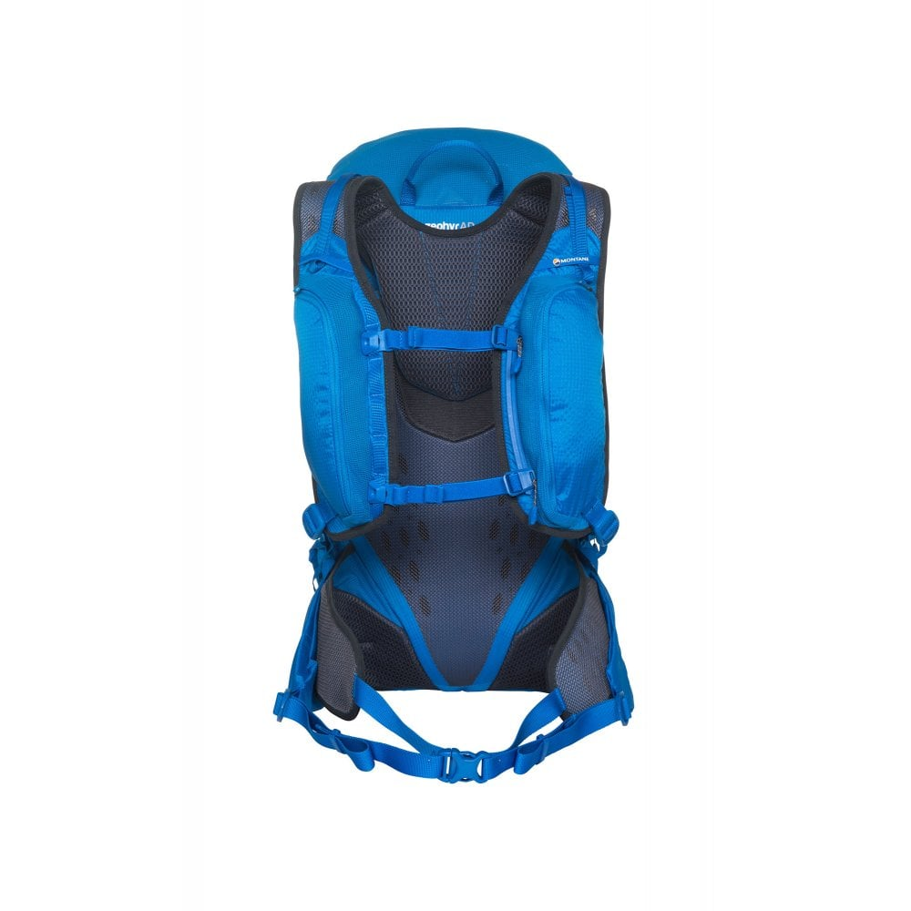 Montane Trailblazer 30 Pack- Electric Blue