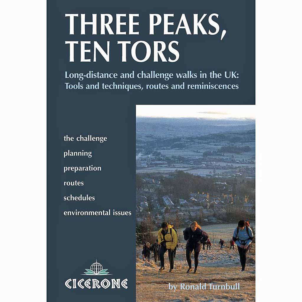 Three Peaks, Ten Tors Guidebook