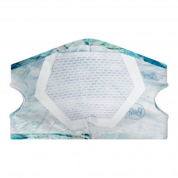 Buff Unisex Filter Mask - Blue