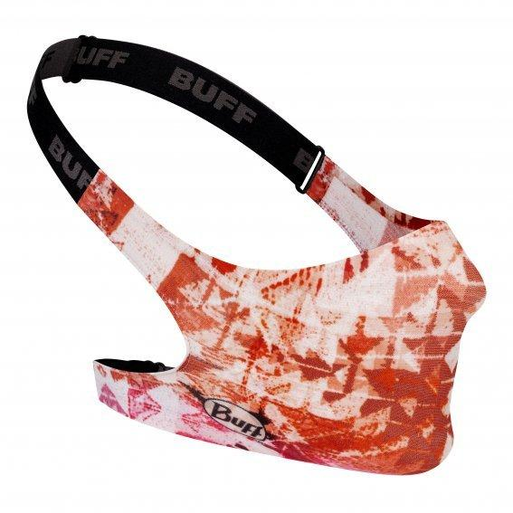 Buff Unisex Filter Mask - Orange