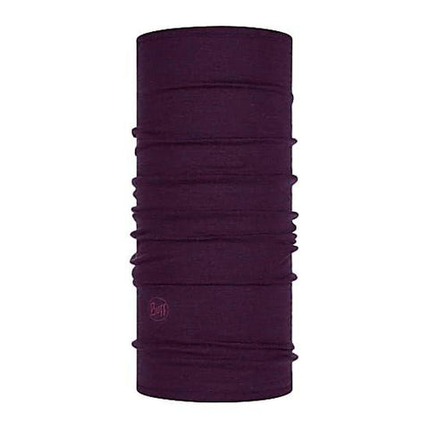 Buff Unisex Midweight Merino Wool Buff - Purple
