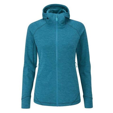 Rab Women's Nexus Hooded Jacket - Ultramarine