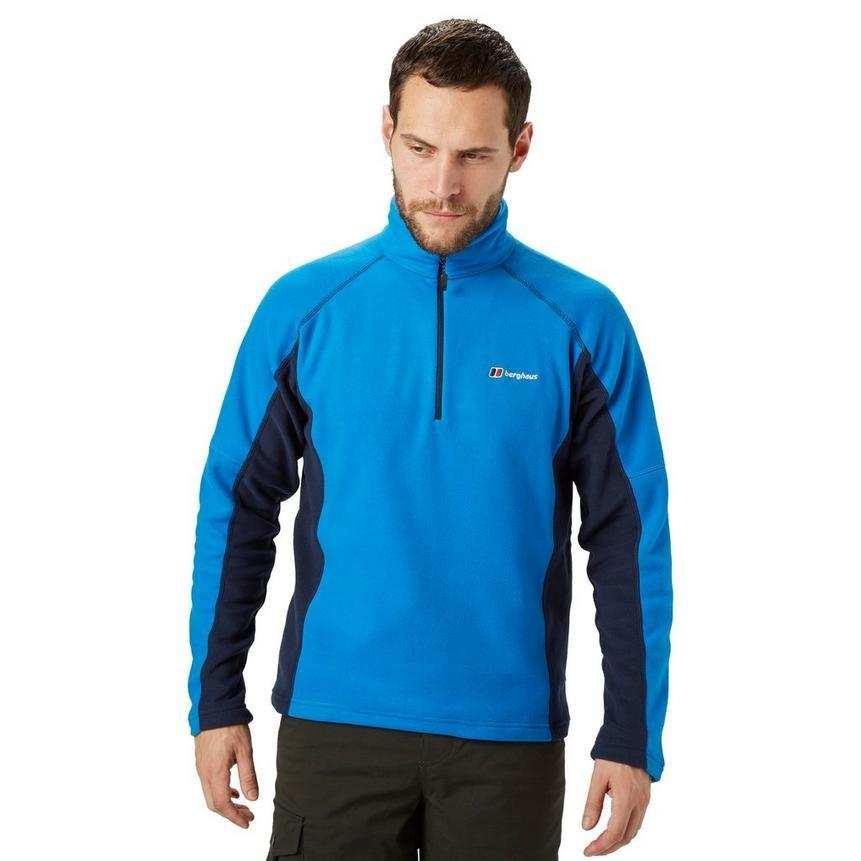 Men's Berghaus Hartsop Fleece - Blue