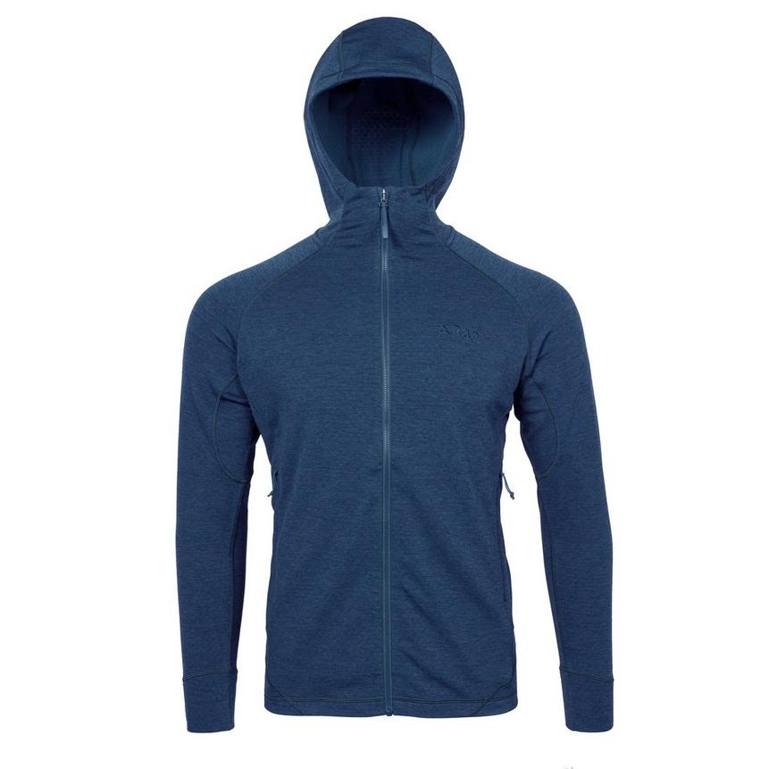 Rab Men's Nexus Hooded Jacket - Navy