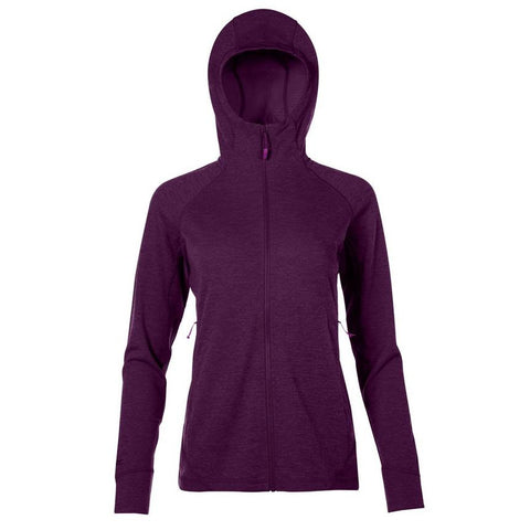 Rab Women's Nexus Hooded Jacket - Purple