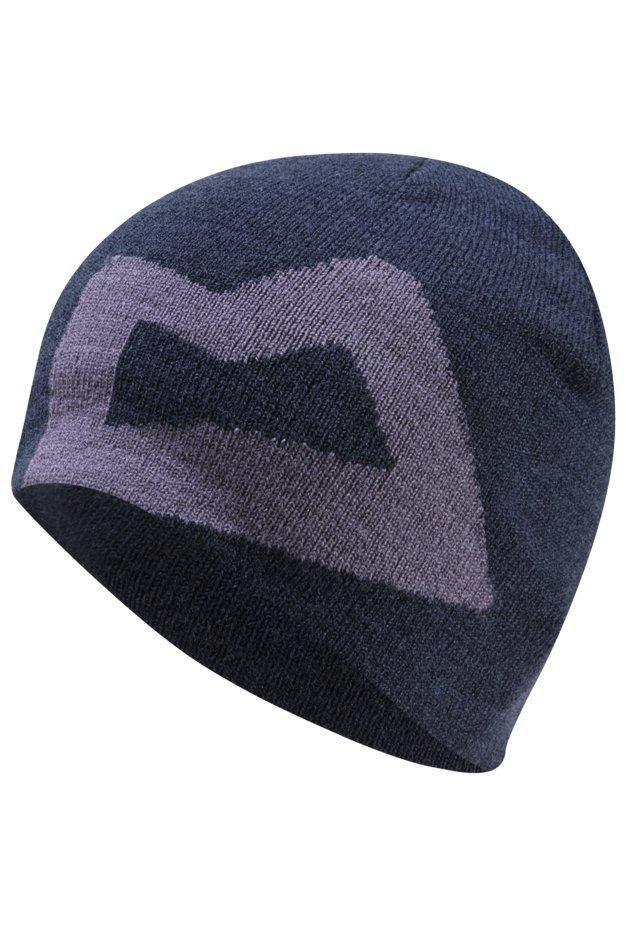 Mountain Equipment Women's Branded Knitted Beanie - Grey