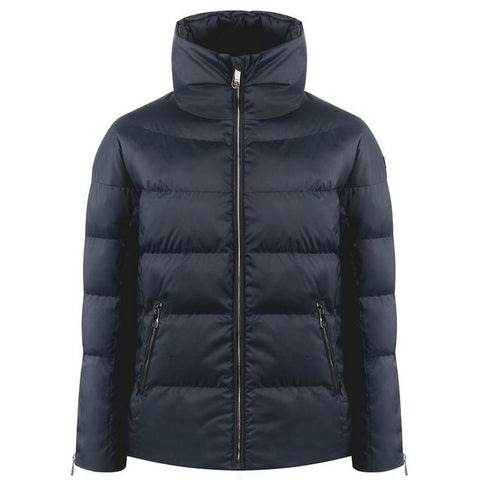 Poivre Blanc Women's Heat Generative Synthetic Down Jacket - Gothic Blue