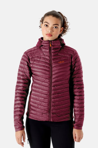 Rab Women's Cirrus Flex 2.0 Hoody - Red
