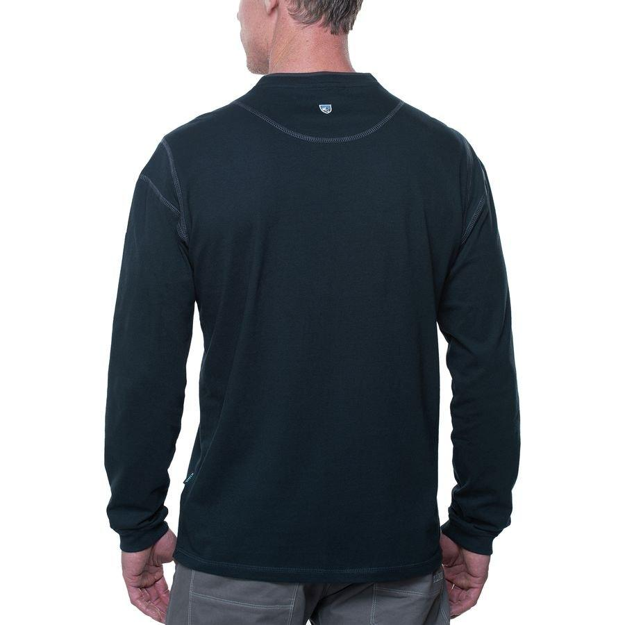 Kuhl Men's Kommando Crew Long Sleeve Top