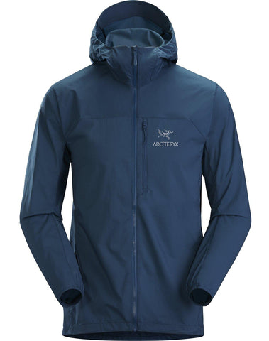 Arcteryx Men's Squamish Hoody - Blue