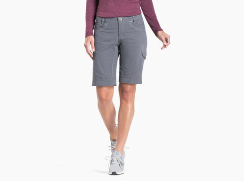 "Kuhl Women's Splash 11"" Short - Grey"