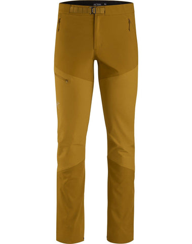 Arcteryx Men's Sigma FL Regular Pant - Yukon Yellow