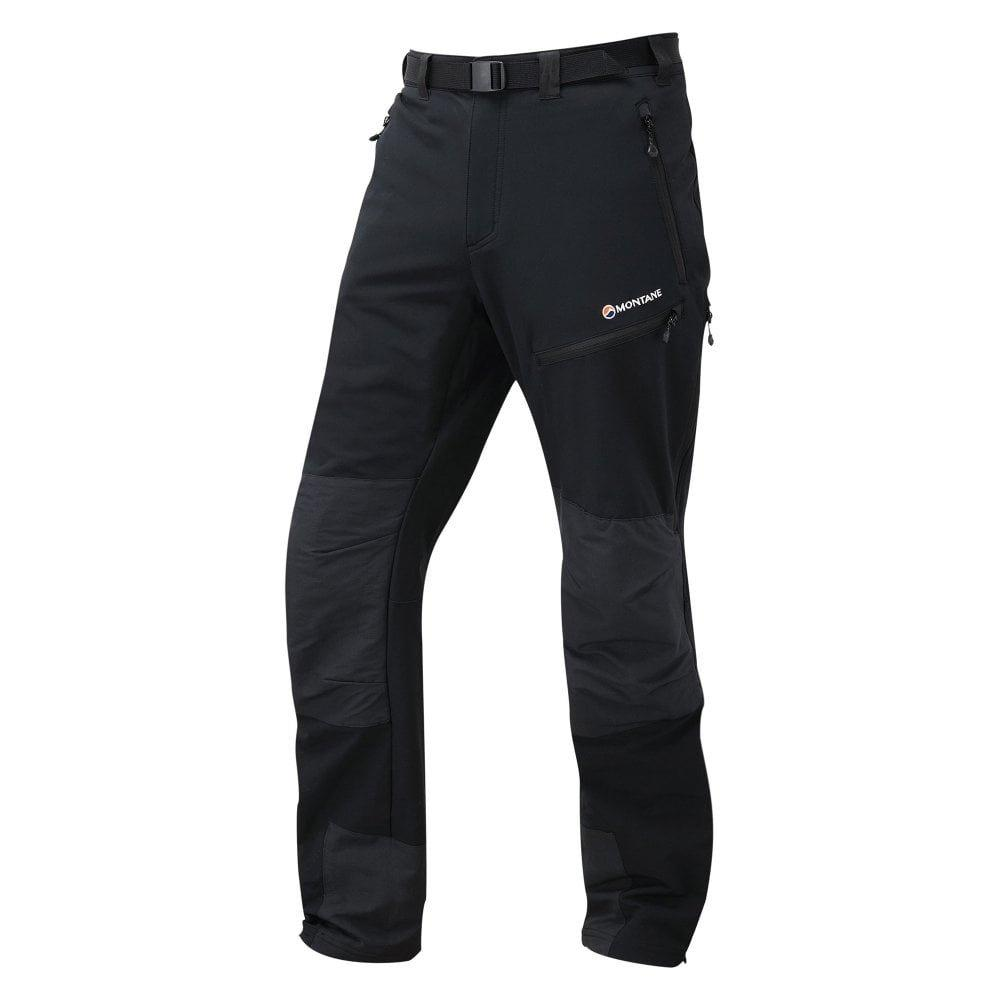 Montane Men's Terra Mission Pant Long - Black