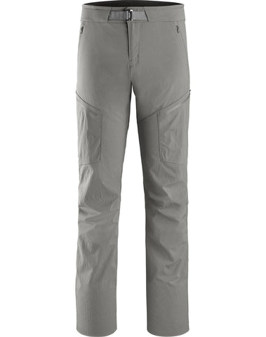 Arcteryx Men's Palisade Pant (Short) - Light Grey