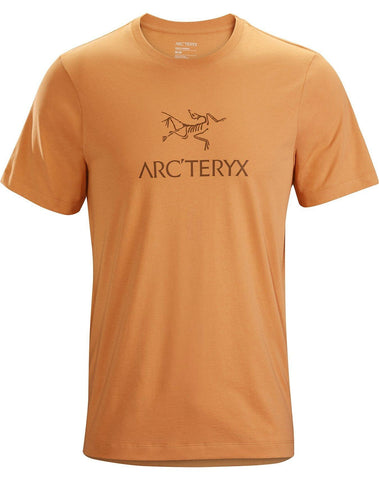 Arcteryx Men's Arc'word SS T Shirt - Yellow