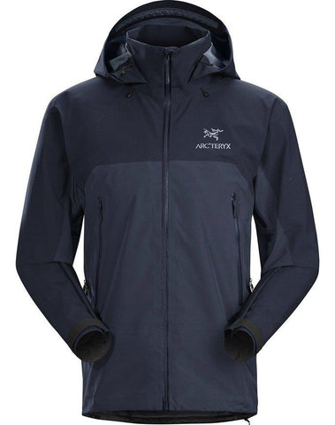 Arcteryx Men's Beta AR Jacket - Navy