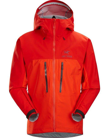 Arcteryx Men's Alpha AR Jacket - Dynasty