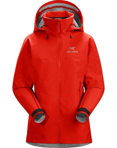 Arcteryx Women's Beta AR Waterproof Jacket - Dynasty