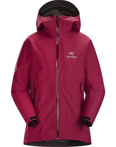 Arcteryx Women's Zeta SL Jacket - Dark Wonderland