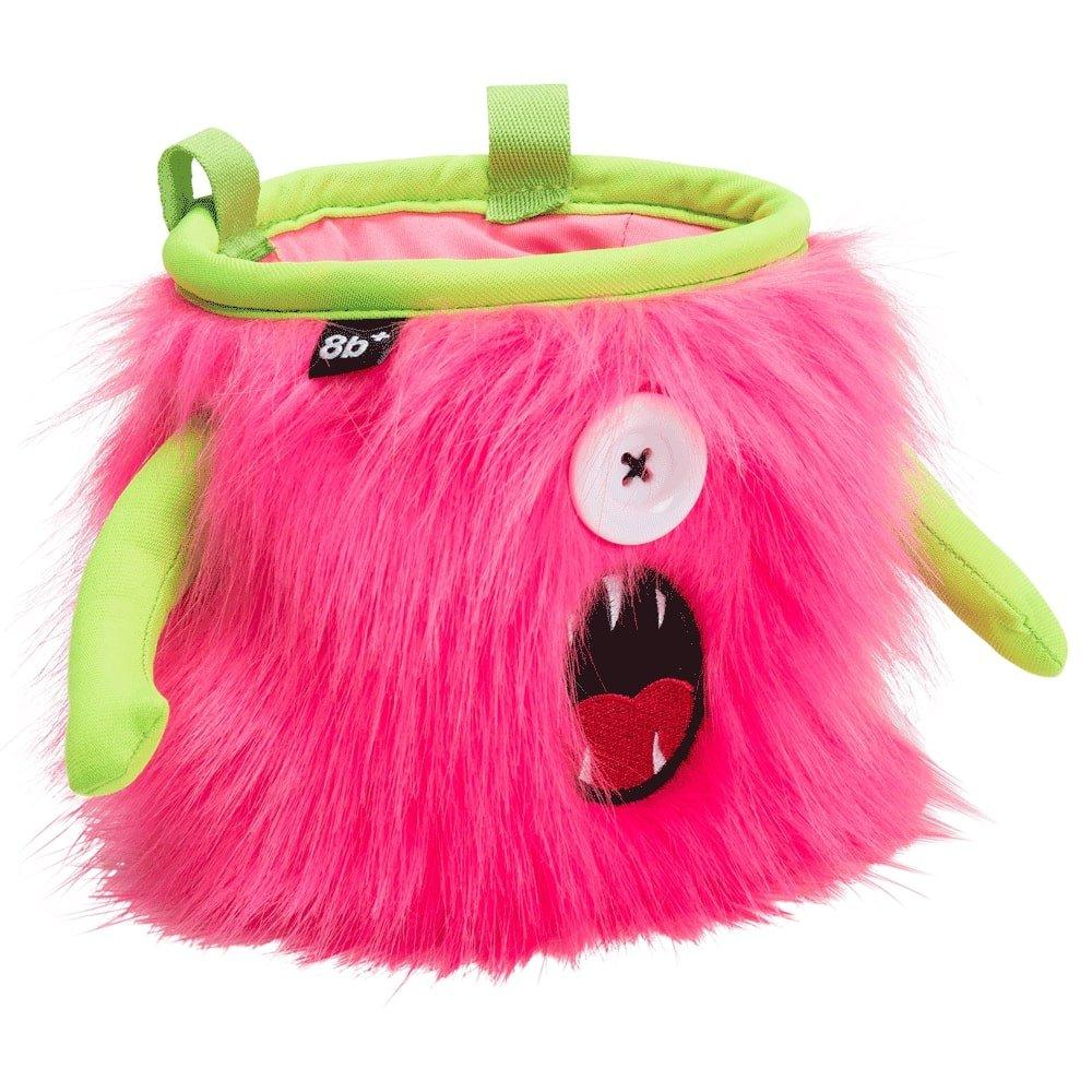 8bplus Kelly Pink Monster Chalk Bag