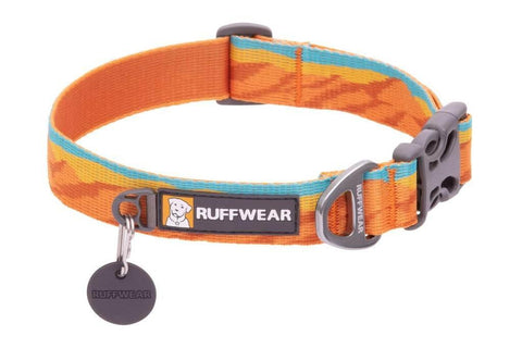 Ruffwear Flat Out Collar - Fall Mountains