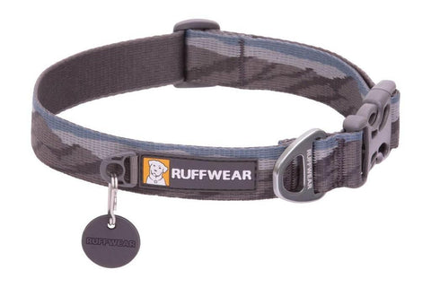 Ruffwear Flat Out Collar - Rocky Mountains