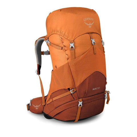 Osprey Kid's Ace 50L Rucksack - Orange